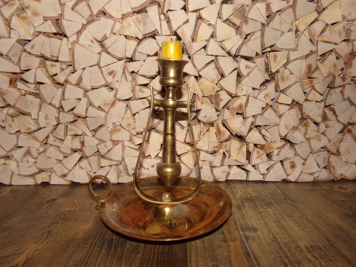 Bronzas svečturis. Grozāms. 20. gs sākums
