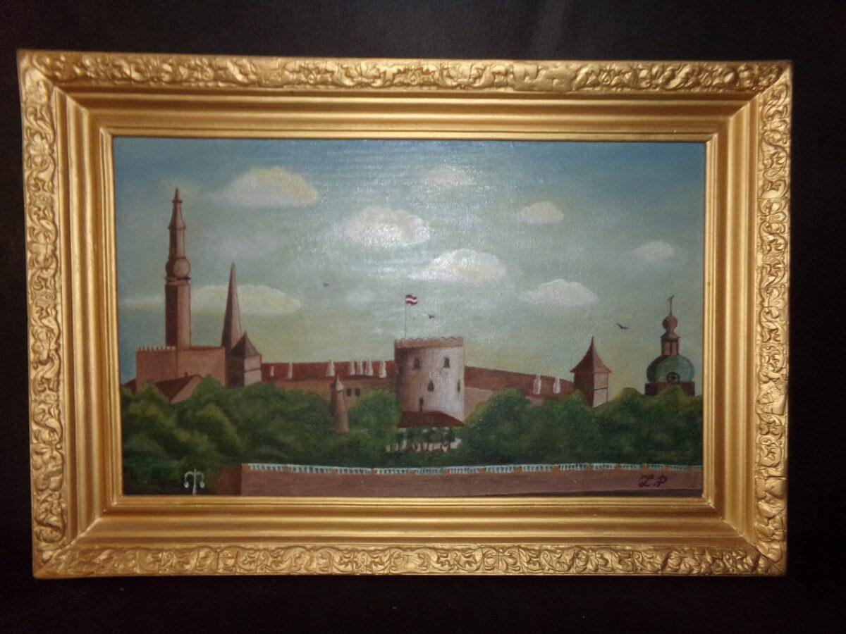 Рижский замок.