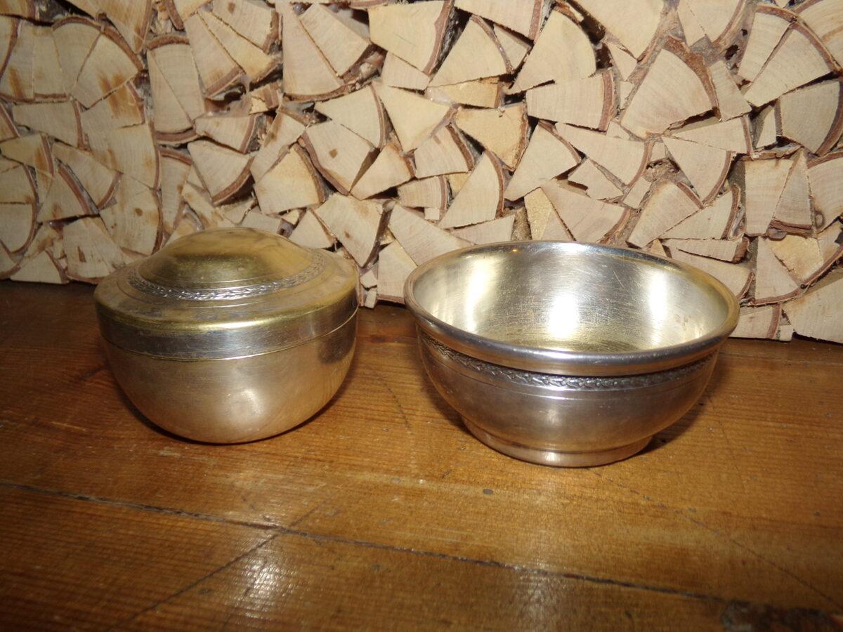 Две вазочки для бижутерии. Начало 20 века.