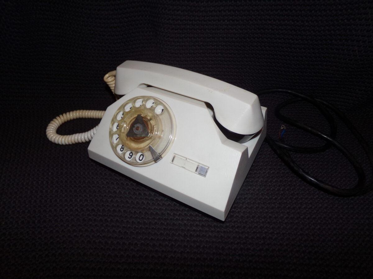 Телефон ВЭФ. СССР. 1970-тые года.