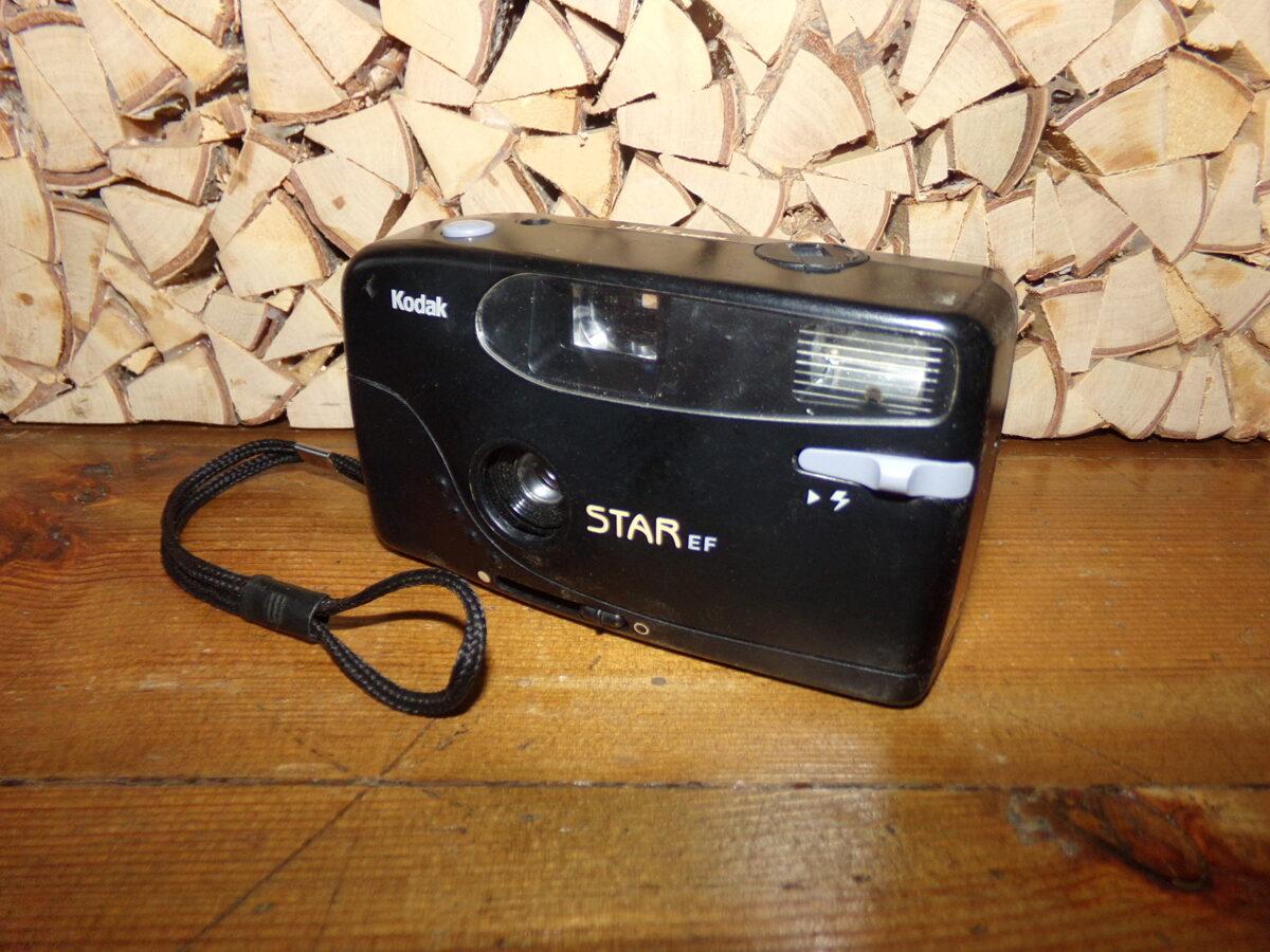 Пленочный фотоаппарат KODAK. 1990-тые года.