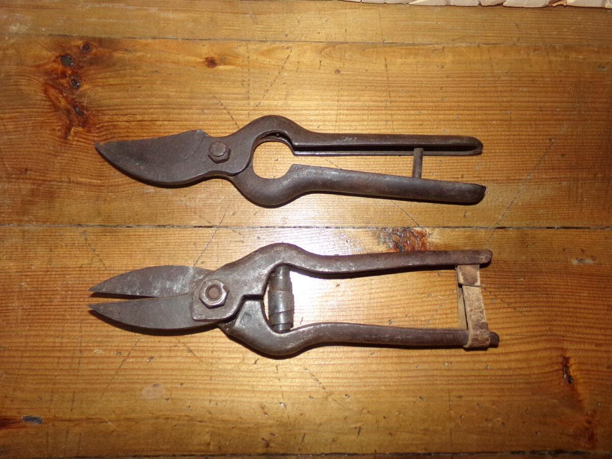 Ножницы для проволоки.