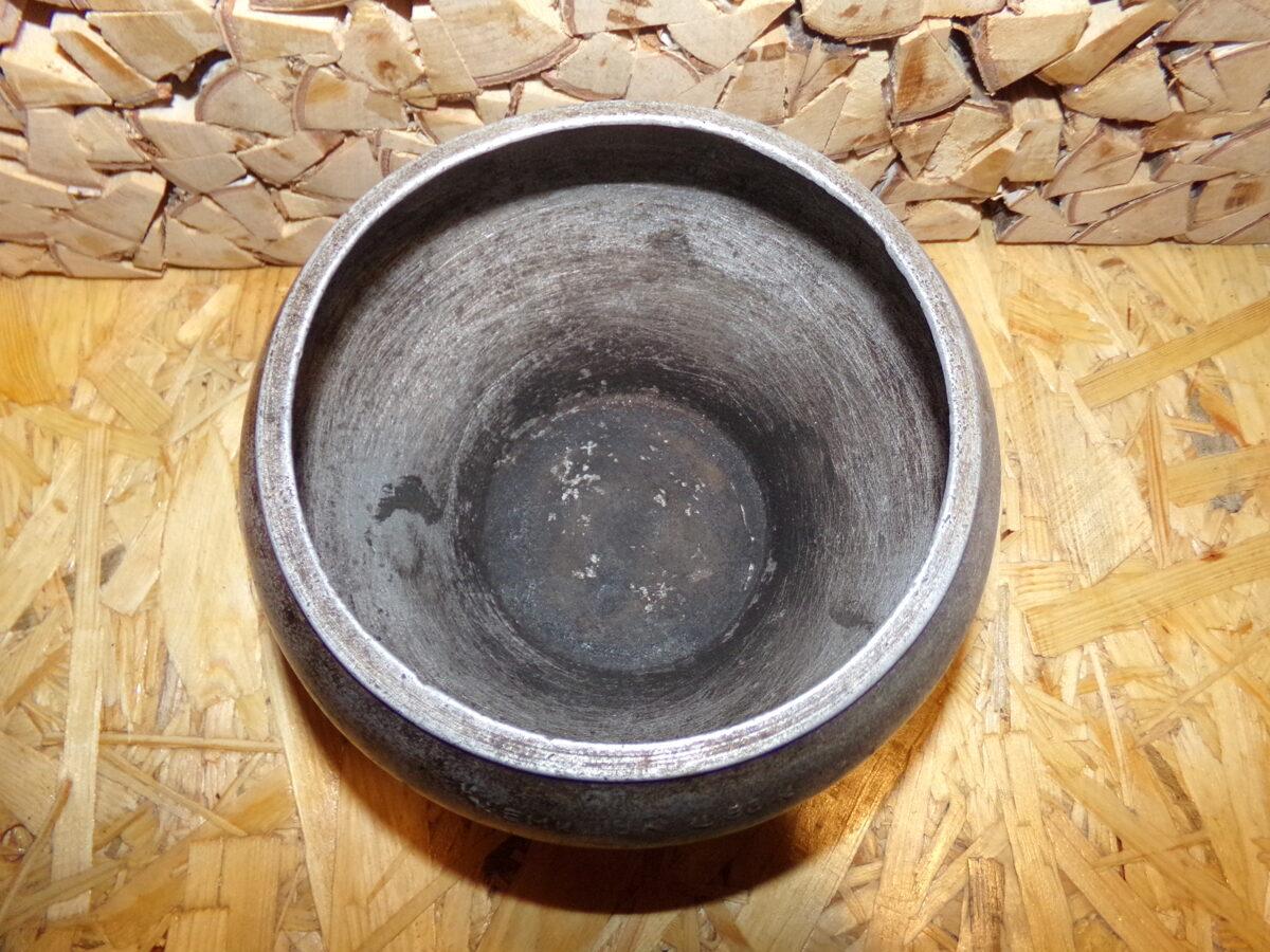 Алюминиевый горшок для печи объемом 1.5 литра. СССР.