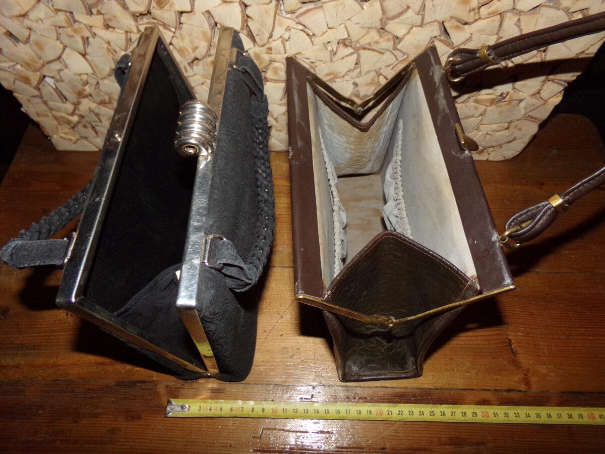 Две дамские сумочки. СССР. Середина 20 века.
