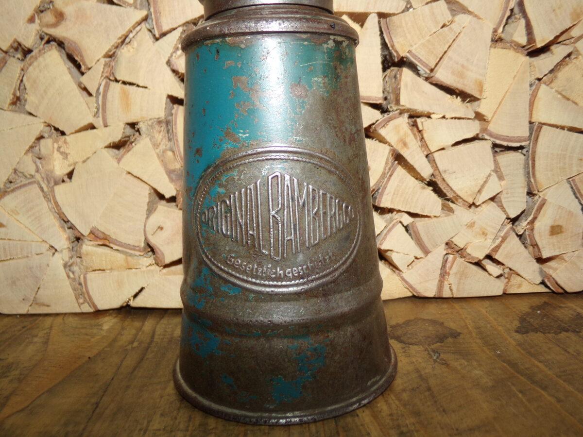 Миниатюрная лампа-горелка. Германия. Начало 20 века.