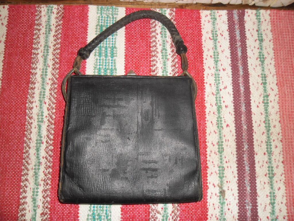 Dāmu somiņa. Latvija. 1930-tie gadi.