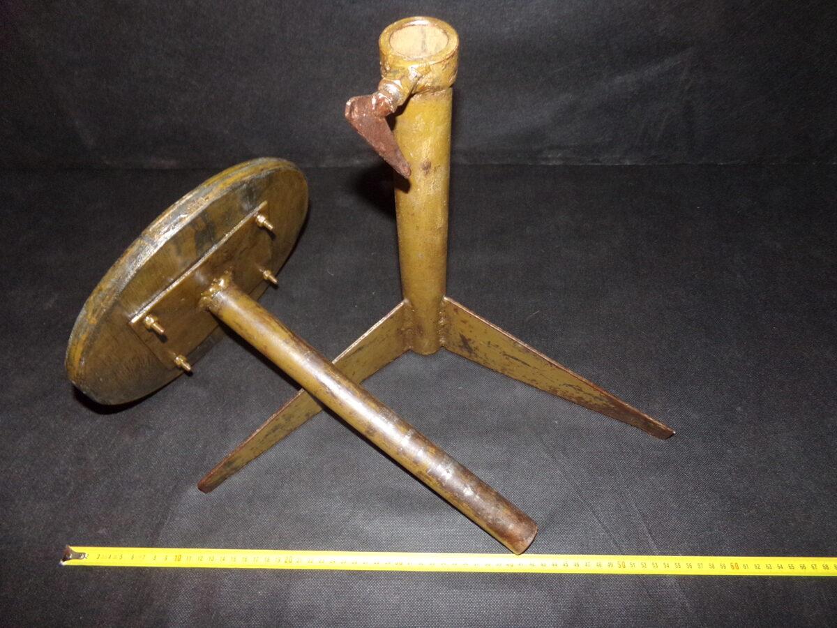 Индустриальный стул.