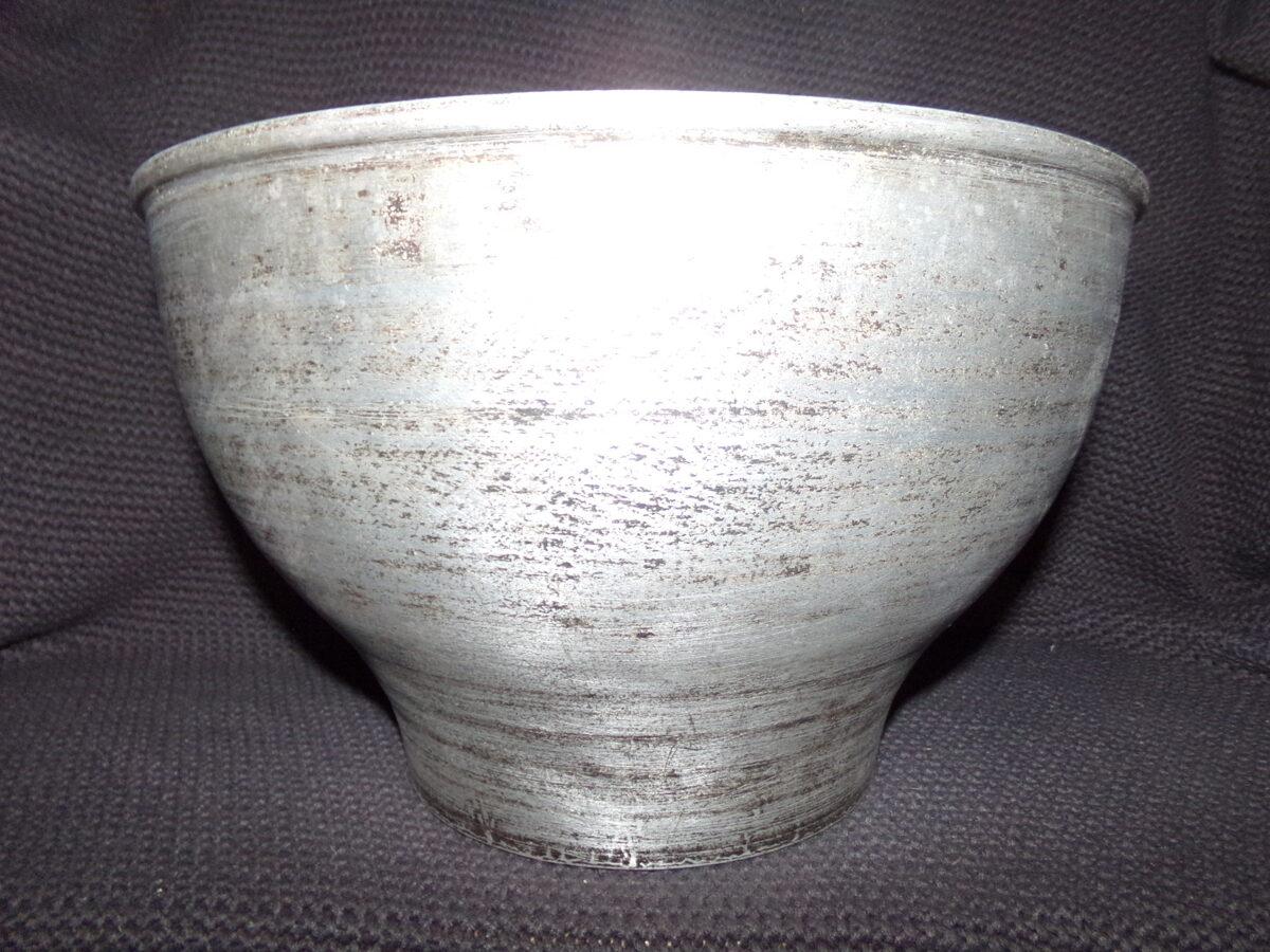 Горшок из алюминия. Объем 10 литров. СССР.