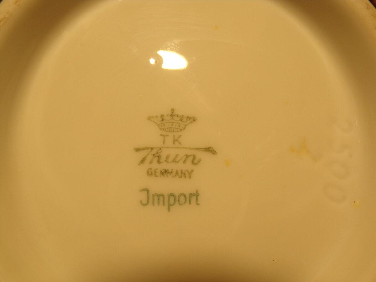 Чайник. Тхун. Германия. Начало 20 века.