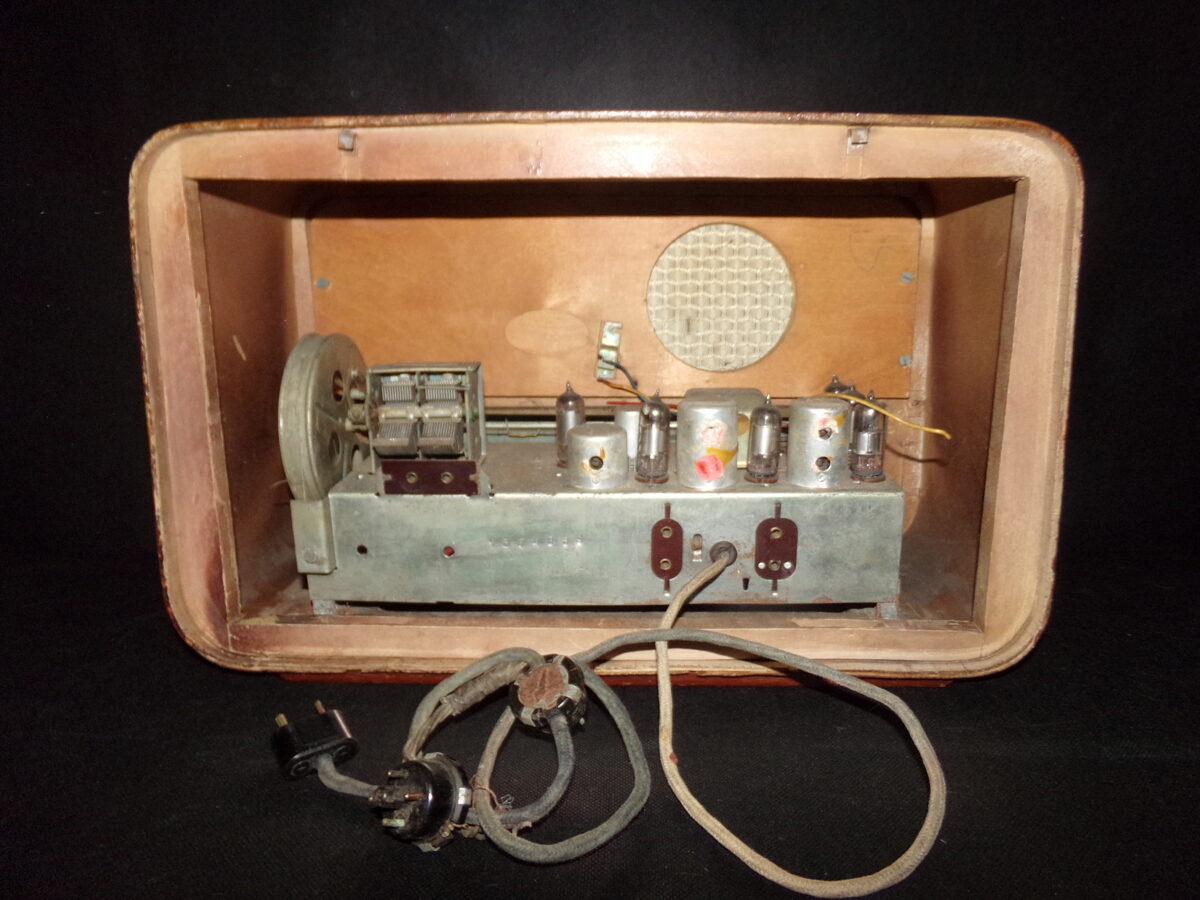 Radiouztvērējs Rodina. PSRS.
