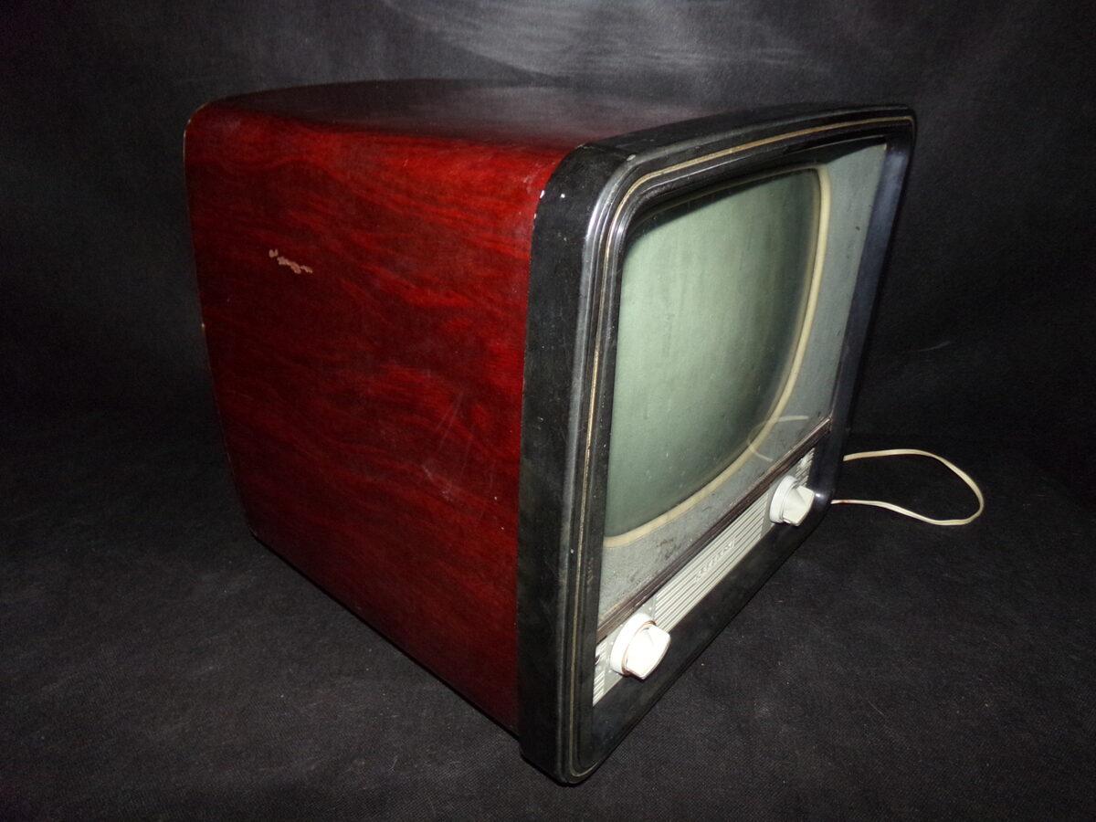 Televizors Starts. PSRS. 1968. gads.