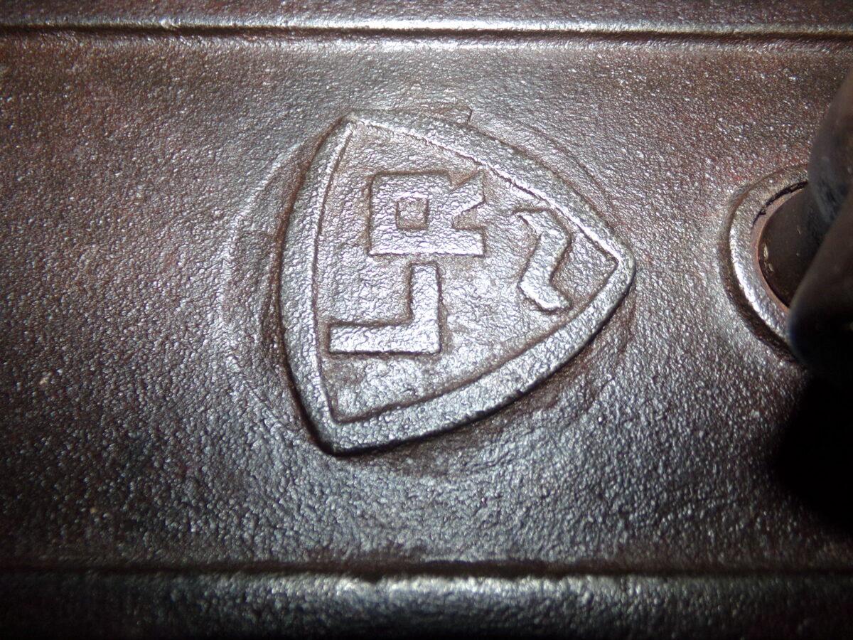 №7. Печная дверца LR