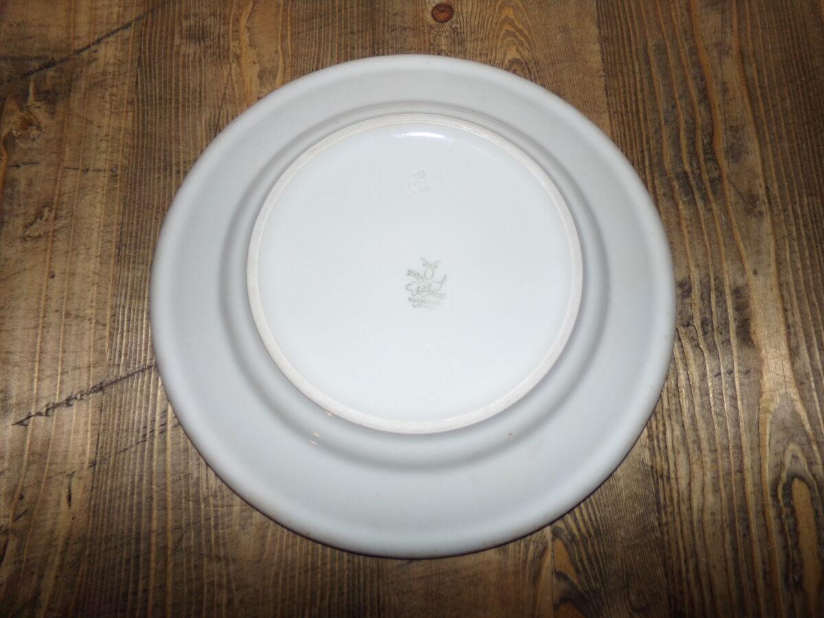 Три тарелки. Латвия. 1930-тые года.
