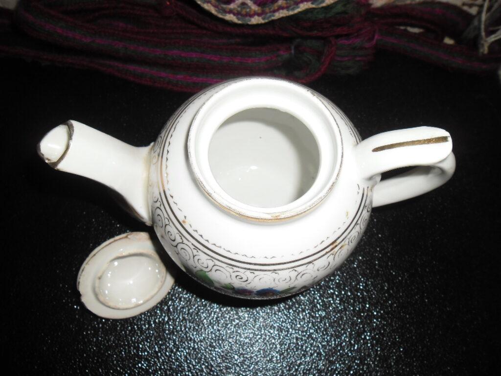 Заварной чайник. Кузнецов. Латвия. 1930-тые года.