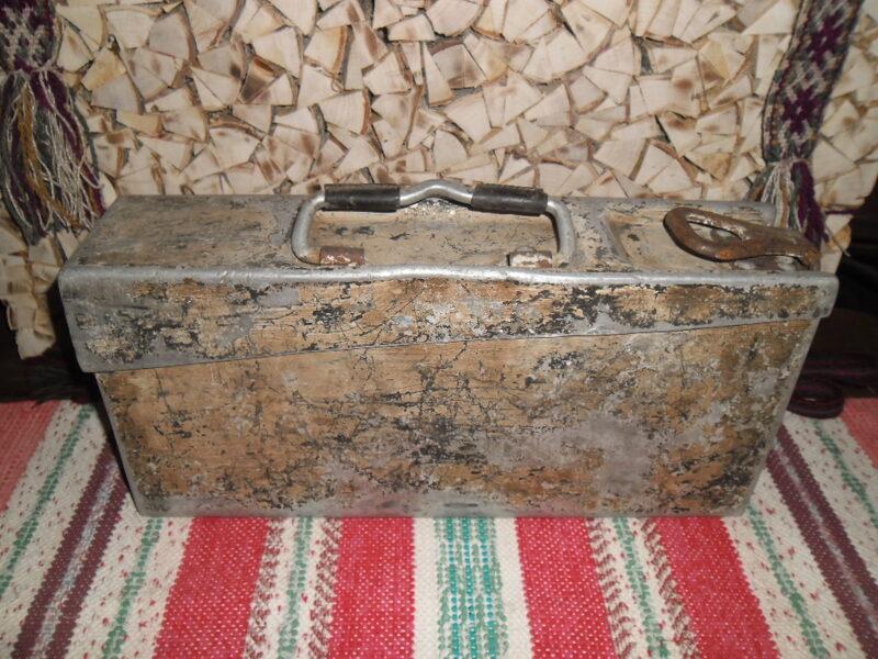ящик для пулеметной ленты