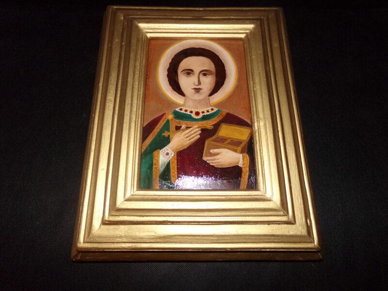 Святой Пантелеймон.