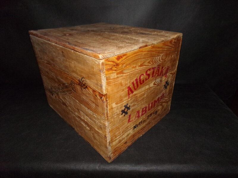 Ящик для масла.